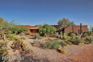 Considerable investment over many years in Desert Landscape.