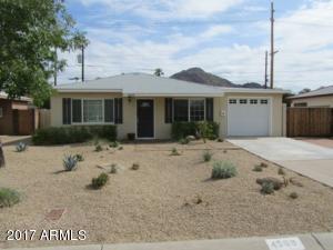 4508 E CAMPBELL Avenue, Phoenix, AZ 85018
