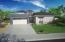 Rendering of street view of home