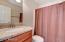 Full bathroom upstairs