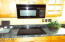 Electric Stove Top / Built-In Microwave