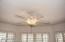 Breakfast Nook Ceiling Fan