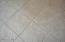 Tile laid on the diagonal
