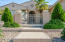Walled and gated courtyard, adds to the curb appeal and functional outdoor space