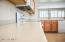 Kitchen counter tops in corian