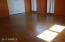 Original stained concrete floors - no repairs needed from newer floor covering being added!