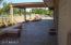 All saltillo tile. Lattice patio cover