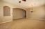 Formal combined living/dining room