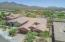 View of home looking south to McDowell mountains.
