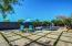 Highly upgraded custom backyard - your own private resort.