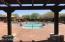 Windgate Ranch community center pool area.