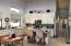 Island and eat in kitchen