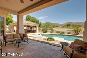 Incredible Views of it all. Pool/spa, Golf Course and South Mountain.