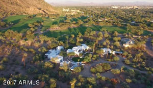 Remodeled 1930 Adobe Estate on over 2.3 acres at the Base of Camelback Mountain