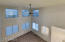 Looking down to your family room