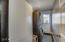 Washroom/access to backyard/guest house.