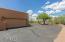 Oversize 2 car garage with large storage inside