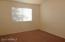 Bedroom 2 when vacant