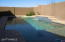 Another look at the pool and water feature.