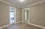 Master Bedroom private entry