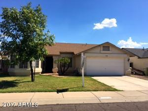 This home is located in a golf course community near Westgate & the Cardinals Stadium. It offers you 3 large bedrooms, over 1400 square feet, 2 baths, great room w/vaulted ceilings, & sparkling play pool. No HOA! A must see home