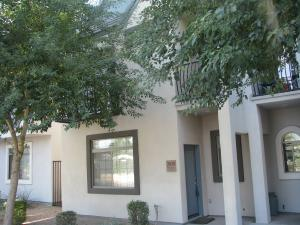 This two story 3 bedroom 2.5 bath, 2 car garage townhouse is in a gated upscale community with community pool, spa and rec facilities. The kitchen has stainless steel appliances, granite counter tops, plantation shutters. On the lower floor is the kitchen, garage, great room and a half bath. On the top floor you will find the 3 bedrooms, laundry, and 2 bathrooms patio off top floor. It is conveniently located near shopping, entertainment schools and freeways