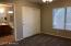 Spacious 2nd master bedroom with own private bath.