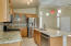 COMPLETELY REMODELED KITCHEN * PENDANT LIGHTING *ISLAND * GLASS FRONT DOORS