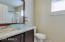 REMODELED HALL BATH 2014 * GRANITE COUNTER TOP * GLASS VESSEL SINK * UPDATED FAUCET & FIXTURE