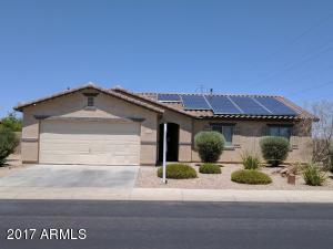 Front of Lococo home with Solar