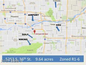 Property for sale at 5252 S 36th Street, Phoenix,  AZ 85040