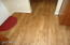 Laminate Flooring and newer carpet in bedrooms only
