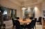 Dining Room - night