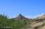 Tusayan - View of Pinnacle Peak