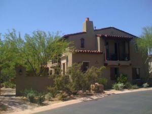 North Scottsdale, Courtyards at Market Street, Gated, Community Pool, Fireplace, Views, 2 Car Garage