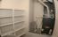 up stairs storage room