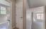 Large spacious third master suite.