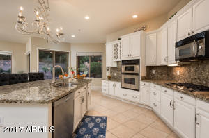 Updated and beautiful! Huge kitchen with stainless appliances and separate pantry.