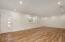 Open floor plan with many options...