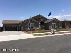 xxx lot 4 W Hawkens Place, Chandler, AZ 85286