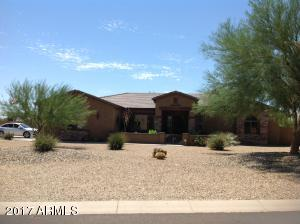 Over an acre in Peak View Ranch off Patton Rd only minutes from Surprise