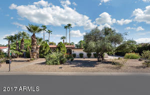 This home is located on one of the best streets in Old Litchfield Park.