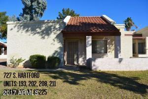 727 S HARTFORD Street, 193, Chandler, AZ 85225