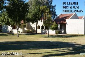 870 S Palm Lane, 41, Chandler, AZ 85225