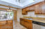 Fully equipped with stainless steel appliances