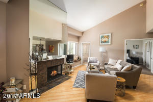 Bright and welcoming Family Room