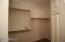 bedroom 4 walk in closet