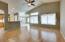 wood floors and plenty of light