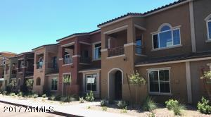 Via Sorento in the heart of Downtown Gilbert. Photo represents similar home as one in production.