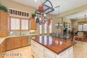 Nothing else like this kitchen in Anthem!